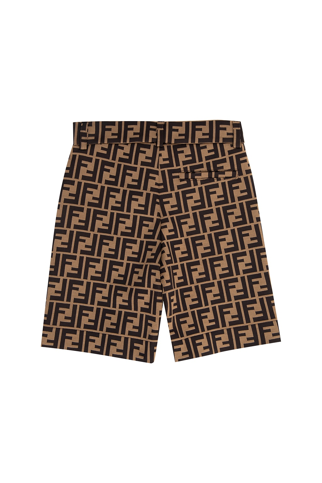 Fendi Kids Shorts with logo
